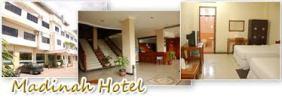 hotel madinah